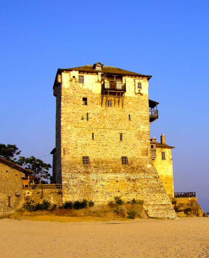 tower of Prosforio