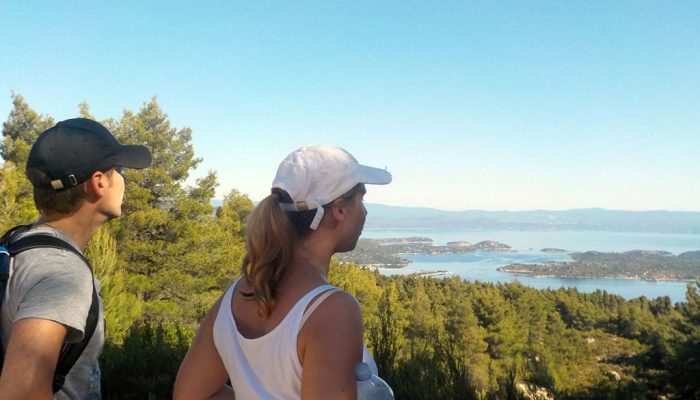 Amazing Hiking Tour of Mt. Itamos
