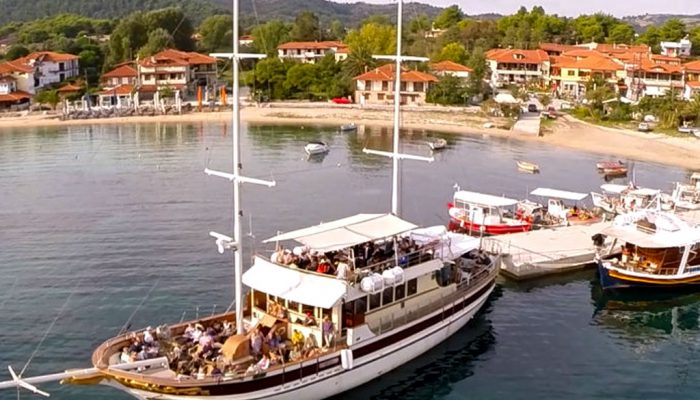 Tickets - Mount Athos Cruise - Ormos Panagias