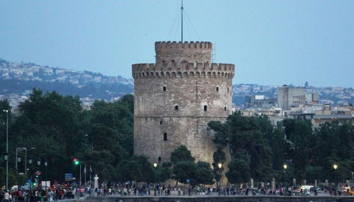 Day tour to Thessaloniki city from Sithonia